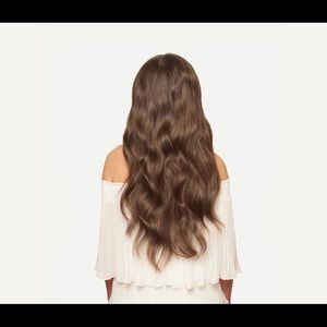Luxy Hair Classic Ash Brown Clip In's